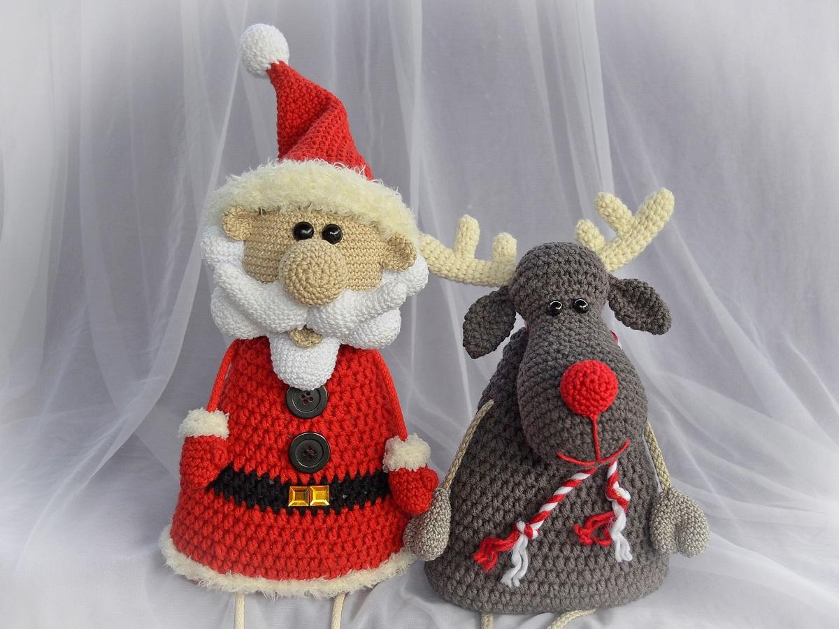h kel lieblinge weihnachtsmann schneemann und engel. Black Bedroom Furniture Sets. Home Design Ideas